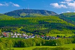 Inselsberg bei Winterstein