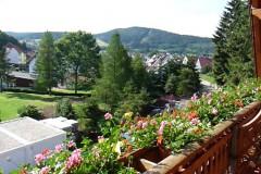 Balkon Pfefferstuebchen Brotterode